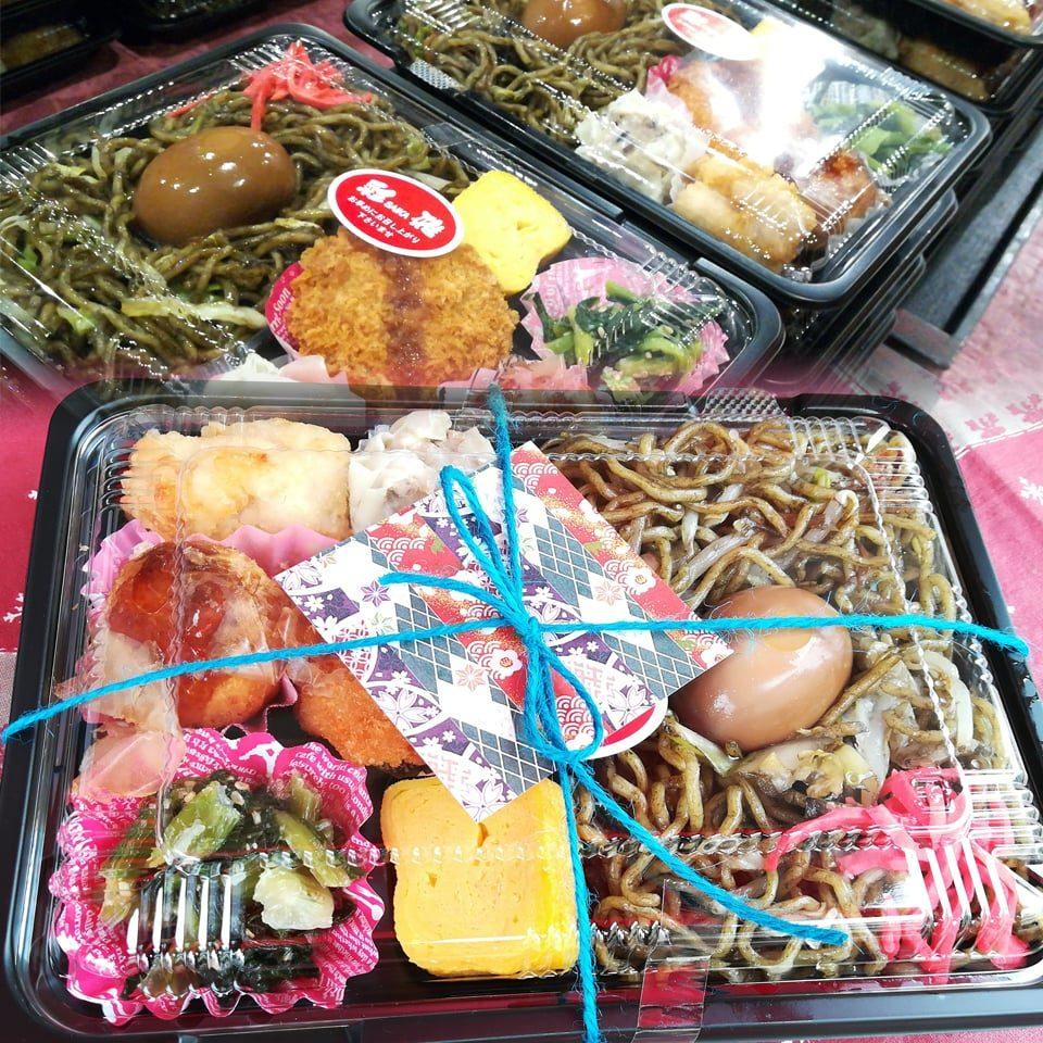 5/9-彩雅さん子供100円弁当